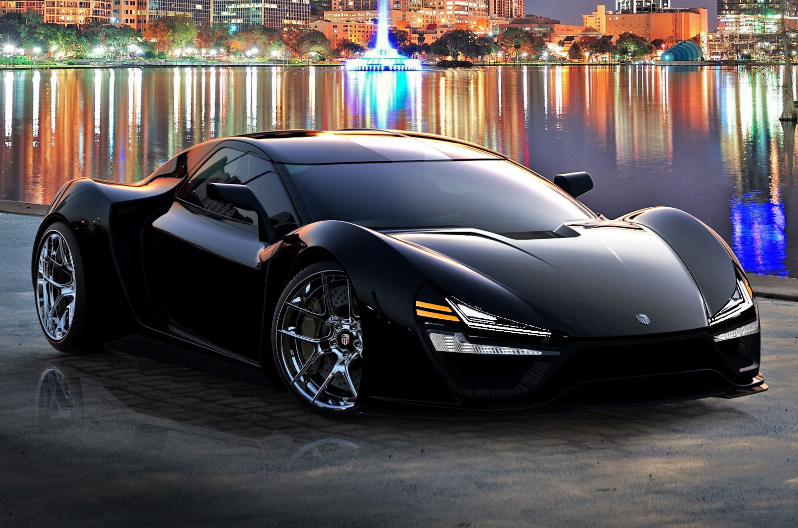 2 000 Hp Trion Nemesis To Enter Production In 2016 Super Cars Trion Cars