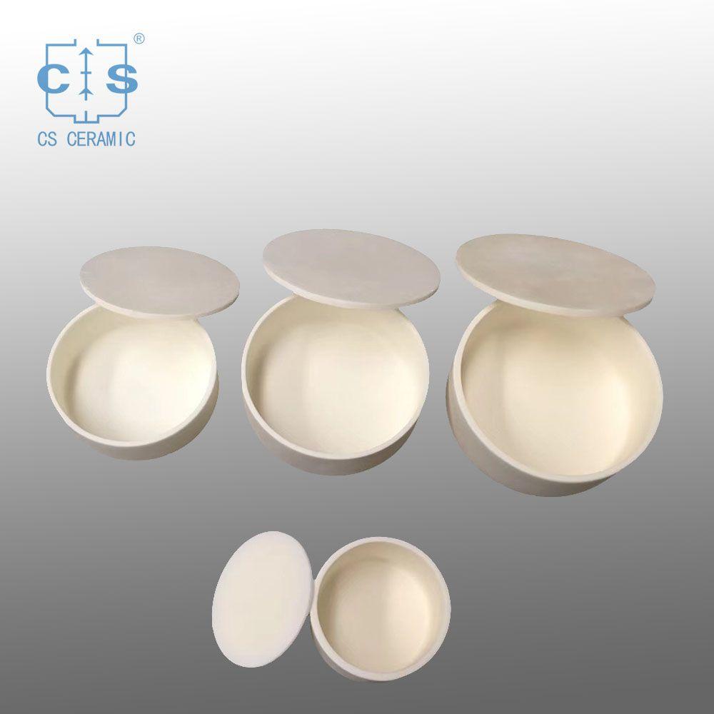 China Boat Alumina Ceramic Crucibles Aluminum Oxide Boat Crucible Wholesale Ceramic Tray Ceramics Melting Glass