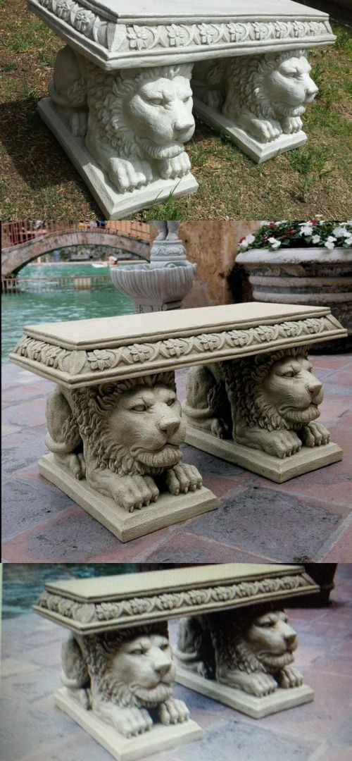 Slip Casting Molds and Kits 83898 Grand Lion Bench Top Mold For
