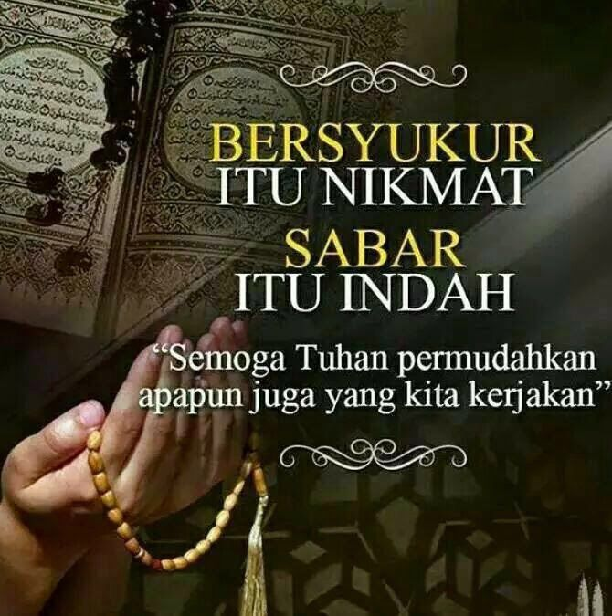 syukur muslim quotes islamic quotes morning quotes