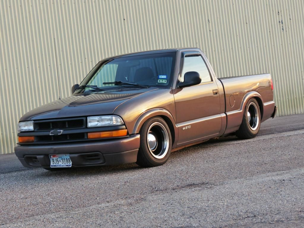 new chevy s 10