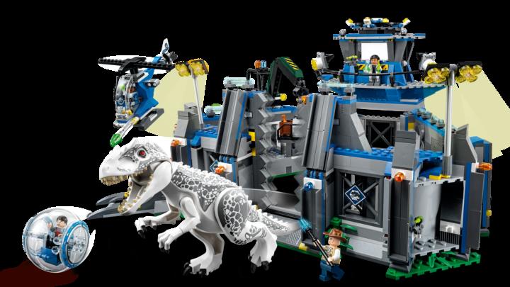 75919 Indominus rex™ Breakout Products Jurassic World