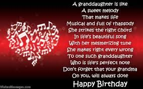 Image Result For Free Printable Granddaughter Birthday Cards