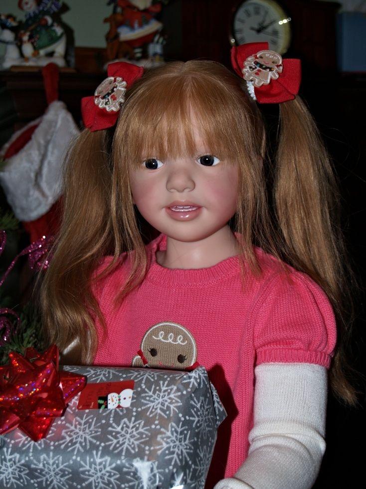 Bonnies Babies Custom Reborn Natali Blick Nicole or Aloenka 40 inch toddler | eBay
