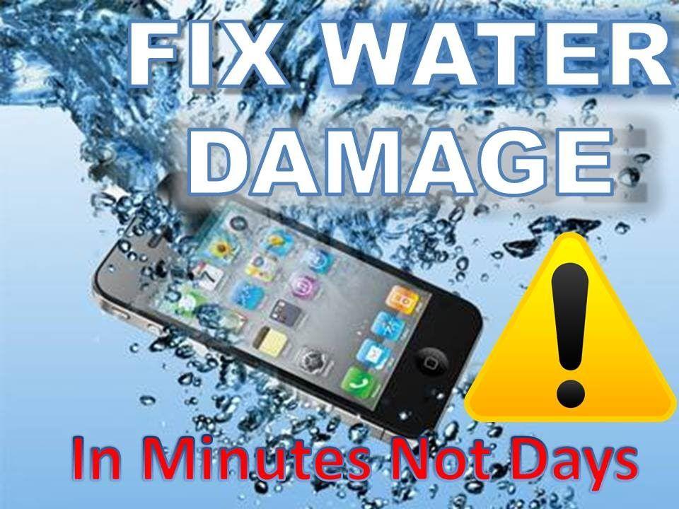 how to repair wet phone
