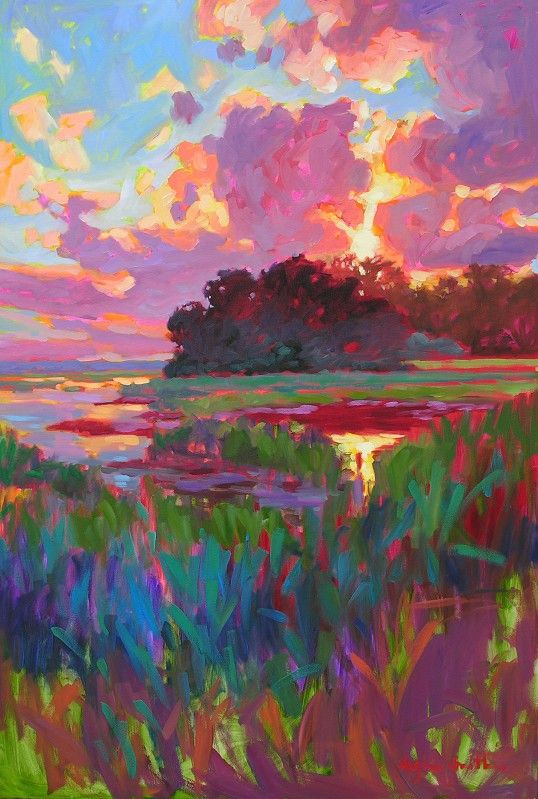 Lowcountry Light Exhibition Anglin Smith Fine Art