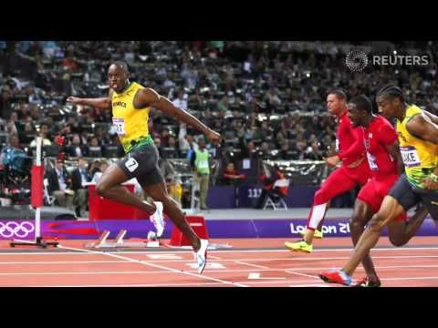 Olympics Snapshots: Usain Bolt Wins Gold in Men's 100m ...