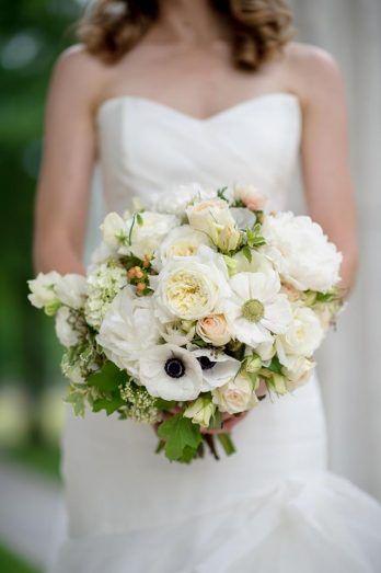 Classically Elegant Dar Wedding Wedding Inspiration White