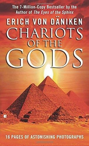Chariots Of The Gods Mass Market Paperback Jun 15 1984 Von Daniken Erich God Paperback Books Vons