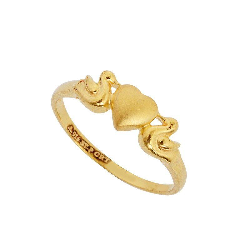 Rings | Swan Love Gold Ring | GRT Jewellerskkkk | health tips ...