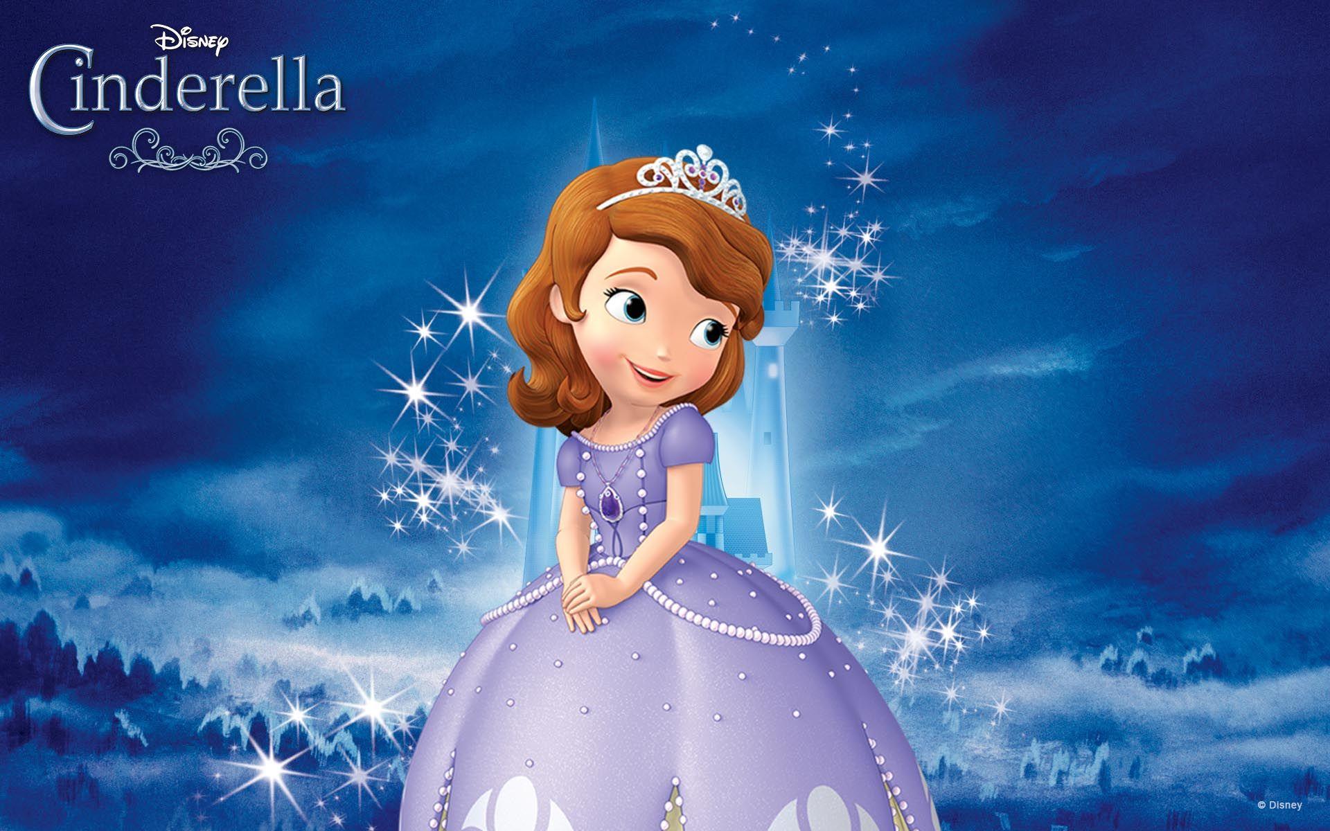 Sofia In Cinderella