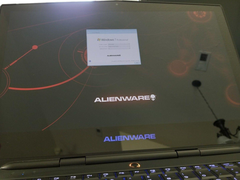 Alienware 15 15.6in. (256GB SSD Intel Core i7 4th Gen. 3.5GHz 16GBRam) Laptop