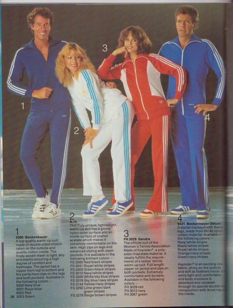 Nike Puma Adidas Catalogue Pics1970s. 80's. | Sole