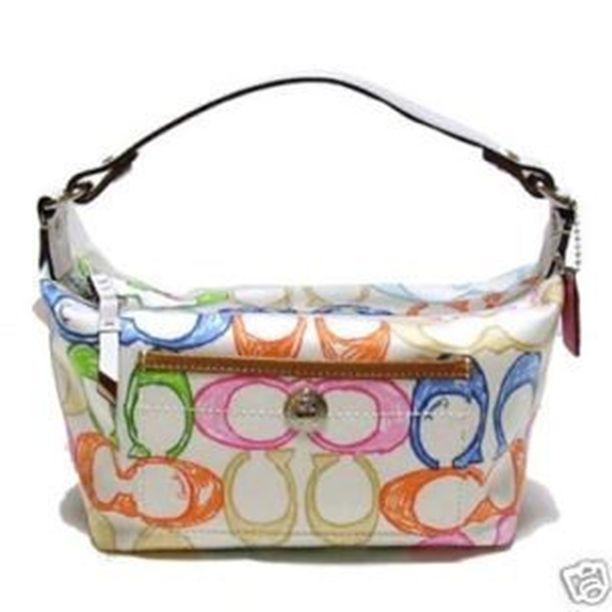 Coach Scribble Bag 24 99 Retail Therapy Houston Tx Bags Mini Bag Coach