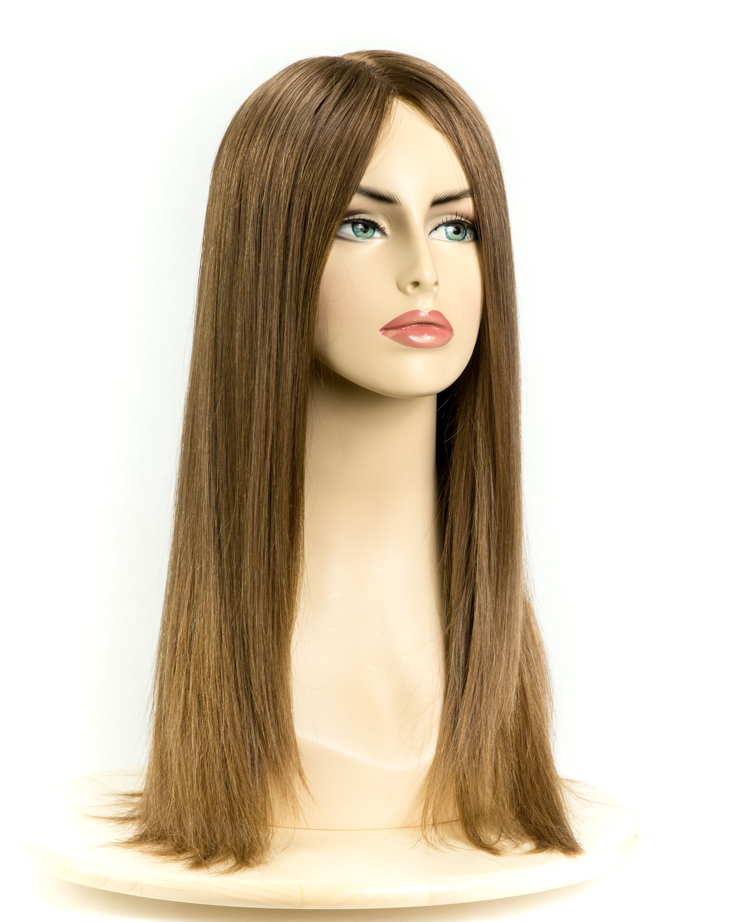 All hand tied beauty The Jorree wig Supremely baby fine hair