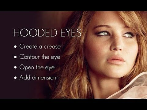 the ultimate hooded eye tutorial  beginner friendly