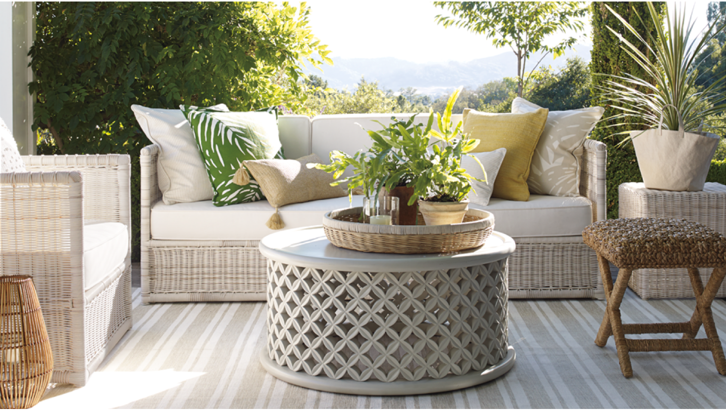 outdoor patio furniture outdoor furnishings serena lily b6 rh co pinterest com
