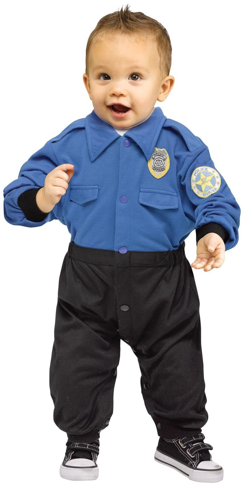PartyBell.com - Policeman #Toddler #Costume  sc 1 st  Pinterest & PartyBell.com - Policeman #Toddler #Costume | 4th July Costumes ...