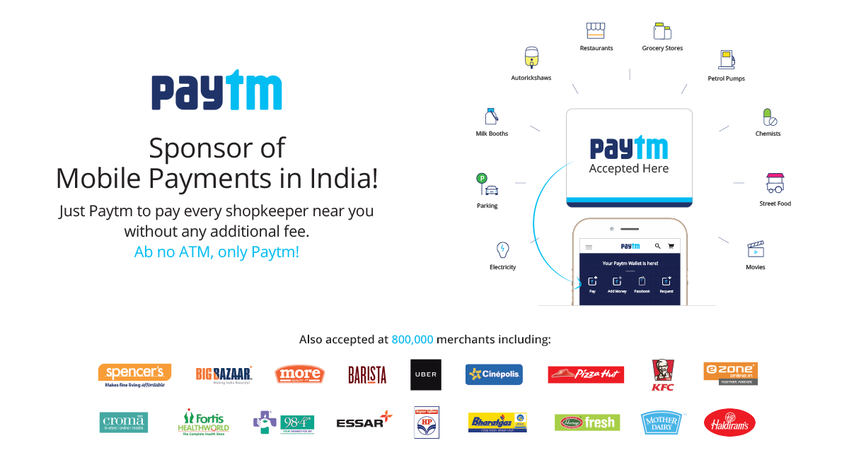 Download Paytm App or Wallet - Bill Payment, DTH & Mobile Recharge