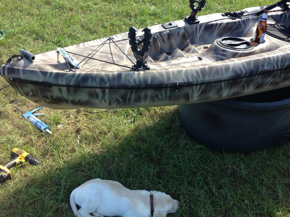 canoe motors for blinds blind chat ideas forum about boats waterfowl viewtopic hunting duck