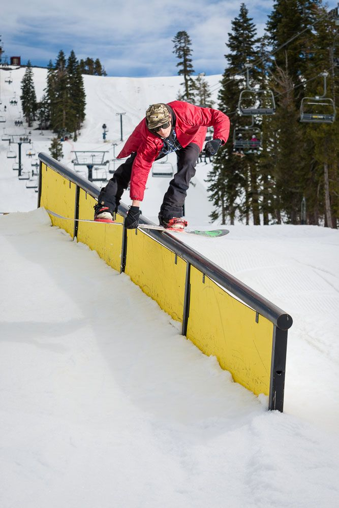 Park Sessions 2013 Woodward Tahoe at Boreal Teaser Snowboarding