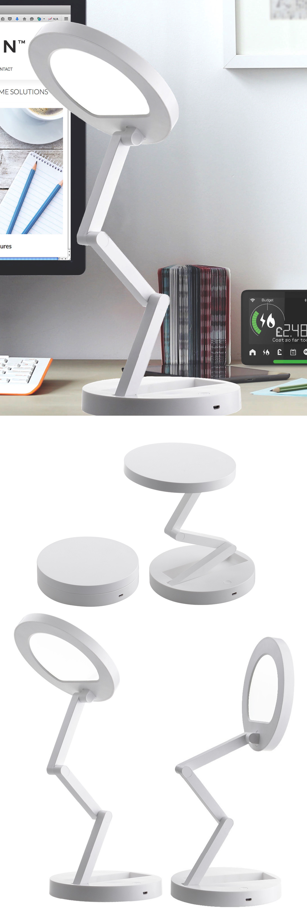 Pacchetto Q6 LED Table Lamp