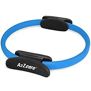 A2ZCARE Pilates Ring - Unbreakable Magic Circle in Fitness, Gym, Aerobics, Pilates, Yoga for Toning...