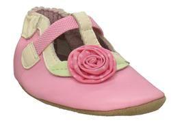 Robeez - Tea Rose - Pink