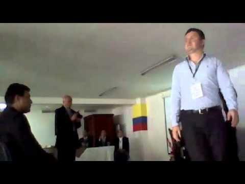 Vídeo -  Instalación ERSO 2013 / Parte 1