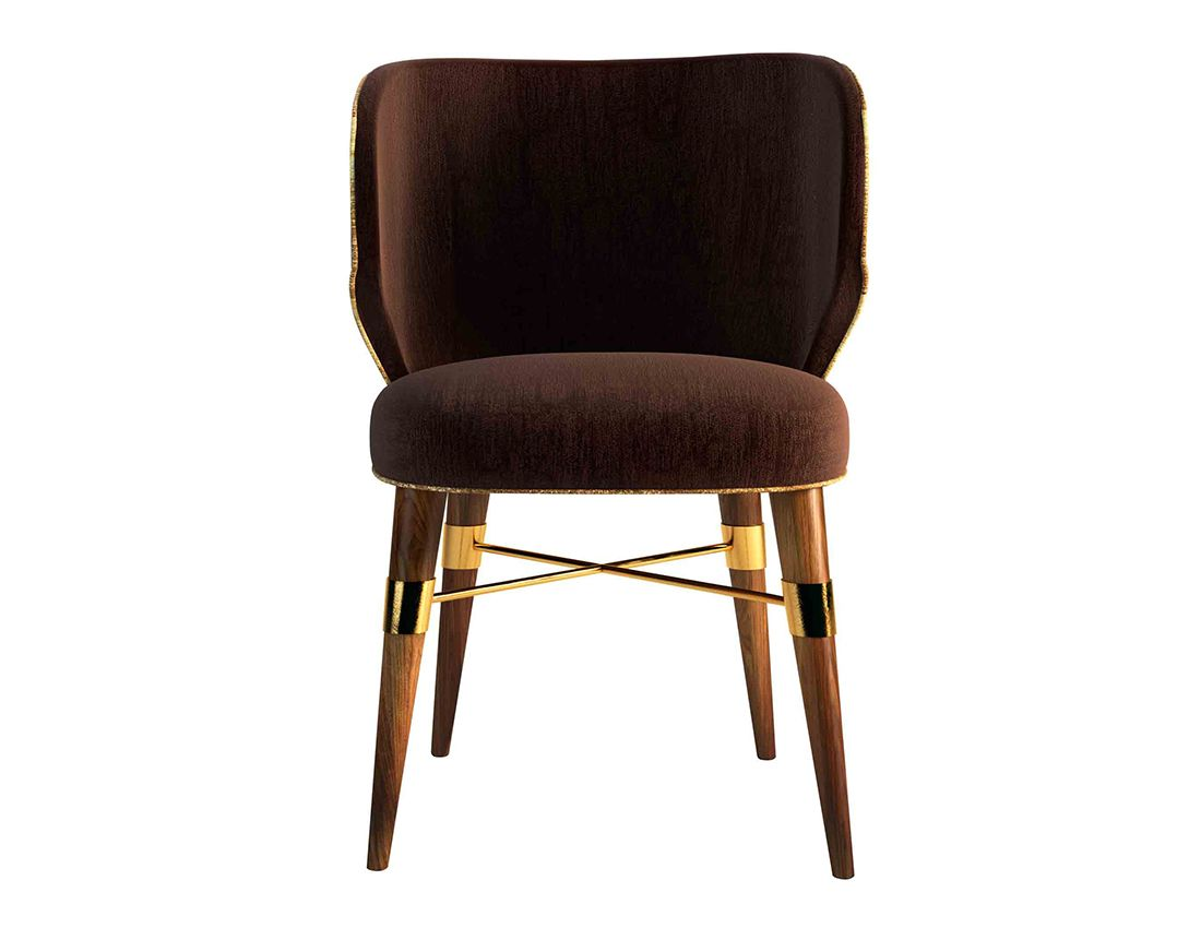 Louis Dining Chair | Ottiu