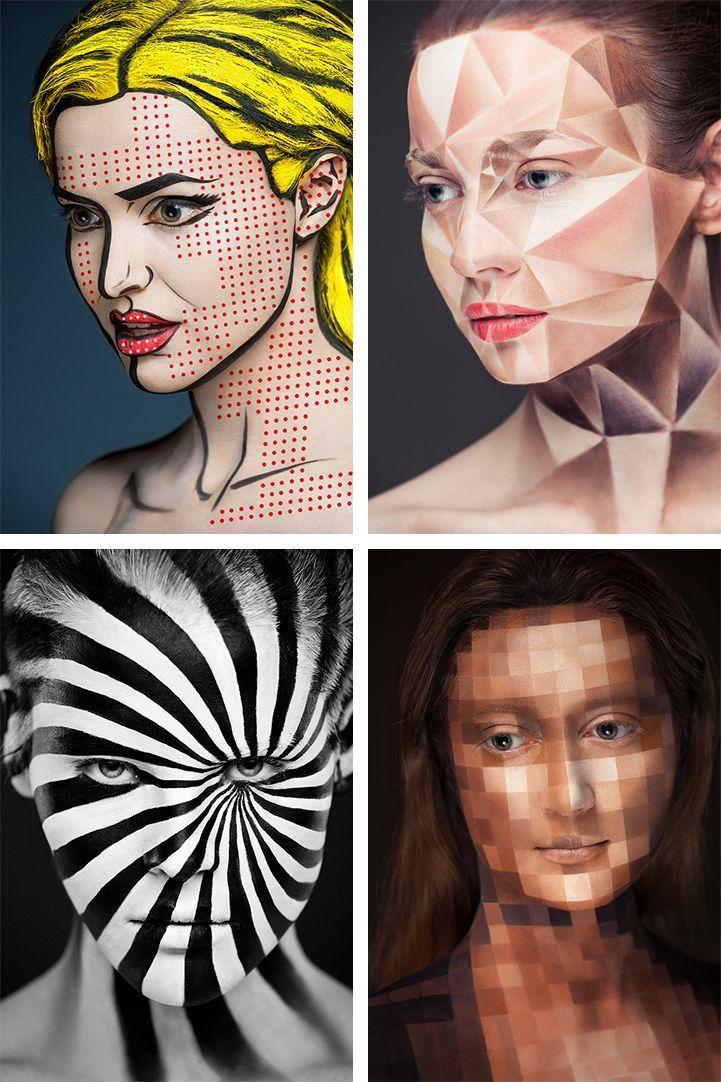 Photo of 31 Spennende transformasjoner realisert med sminke – # spennende # overføring …