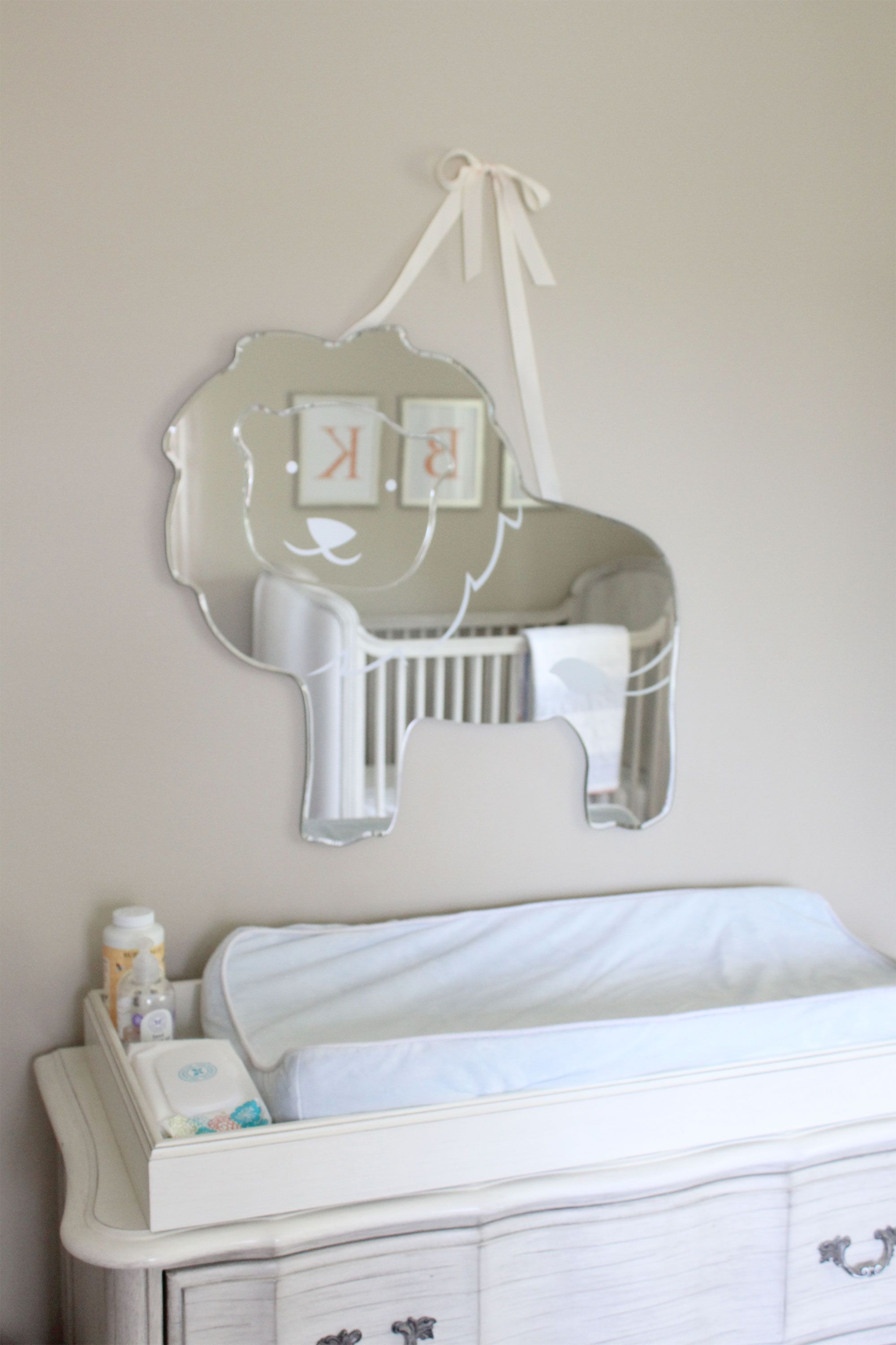 Changing Table Nursery Mirror Baby Boy Dresser Marais Rh Child