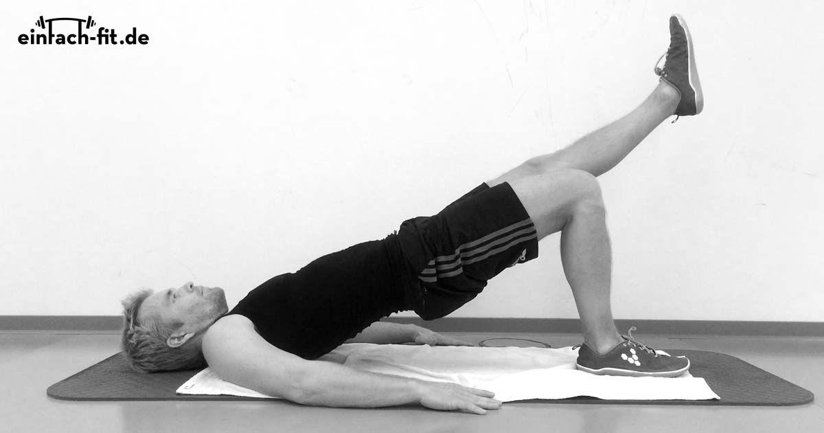 Wie du Deine Rumpfmuskulatur mit diesen 6 Übungen zu Hause ...