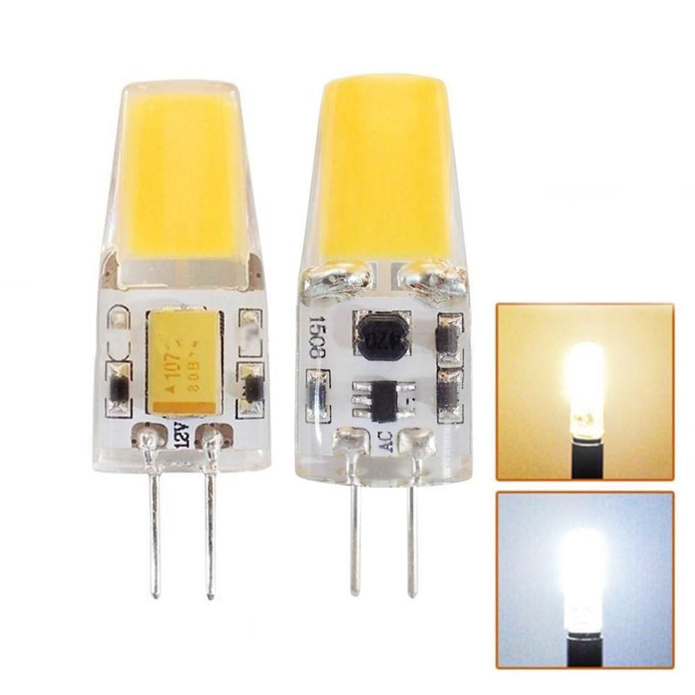 Ac Dc12v 2w G4 1508 Cob Led Bulb Light Replace Halogen Chandelier Lamp Led Light Bulbs From Lights Lighting On Banggood Com In 2020 Led Bulb Light Bulb Chandelier Lamp