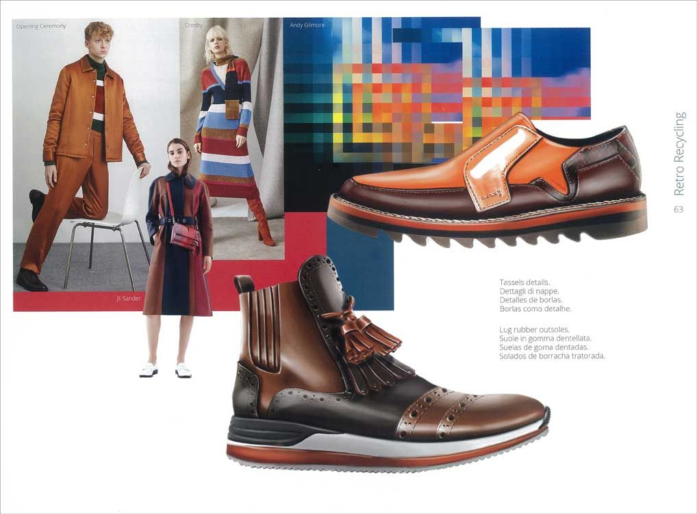 Mens \u0026 Casual Shoes Trend Book A/W 2017/2018 by Veronica Solivellas |