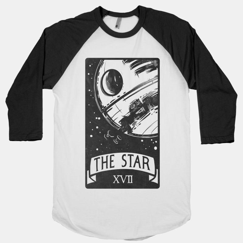 The Star Tarot Card   T-Shirts, Tank Tops, Sweatshirts and Hoodies   HUMAN