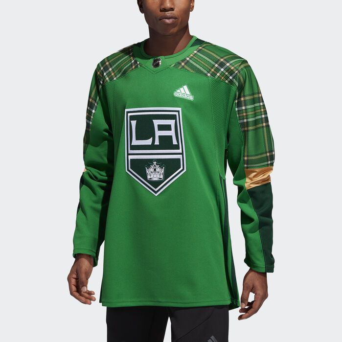 quality design fae60 cfa5f Kings St. Patrick's Day Authentic Practice Jersey in 2019 ...
