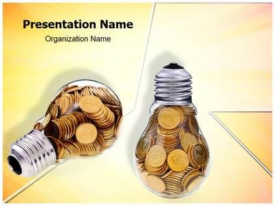 saving money powerpoint template is one of the best powerpoint