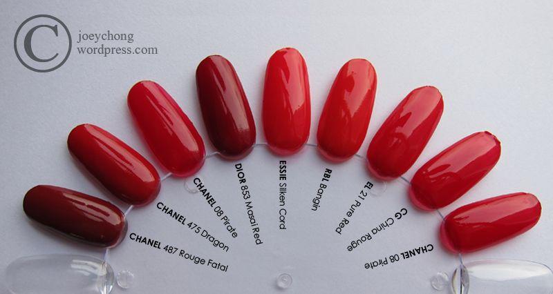 dior vernis 853 Пои�к в google make up red nails
