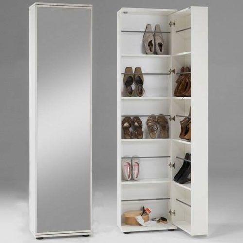 Zapatera de melamina con espejo habitaci n pinterest for Zapatera de aluminio