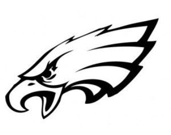 image result for eagles black and white logo auto bio poem nick rh pinterest com philadelphia eagles clip art images philadelphia eagles clipart free download