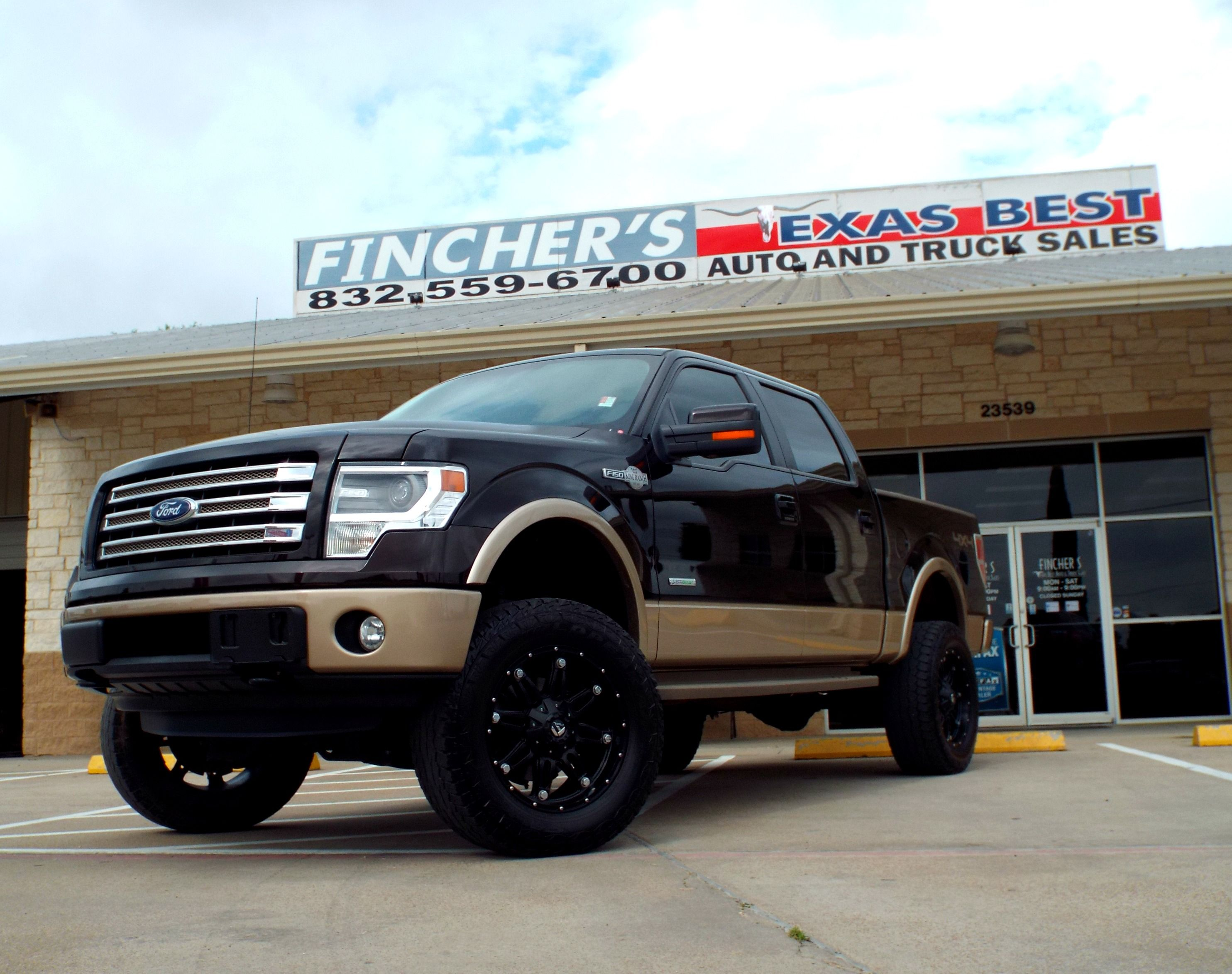 Truck sale houston texas ford