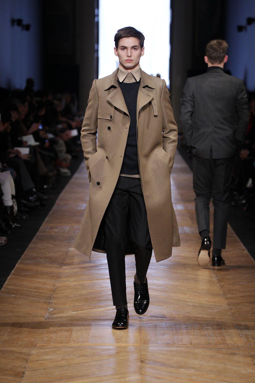 CERRUTI 1881 Paris Menswear Fashion Show - FW 2013 2014 - LOOK 28 #kireeloves