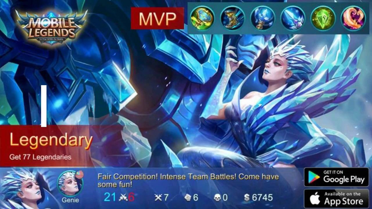 Aurora Items Mobile Legend