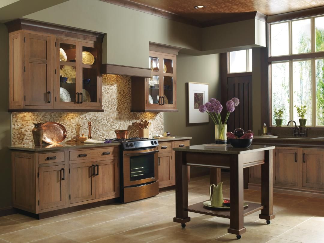 Best Welcome To Your Dream Kitchen With Rich Tones And 400 x 300