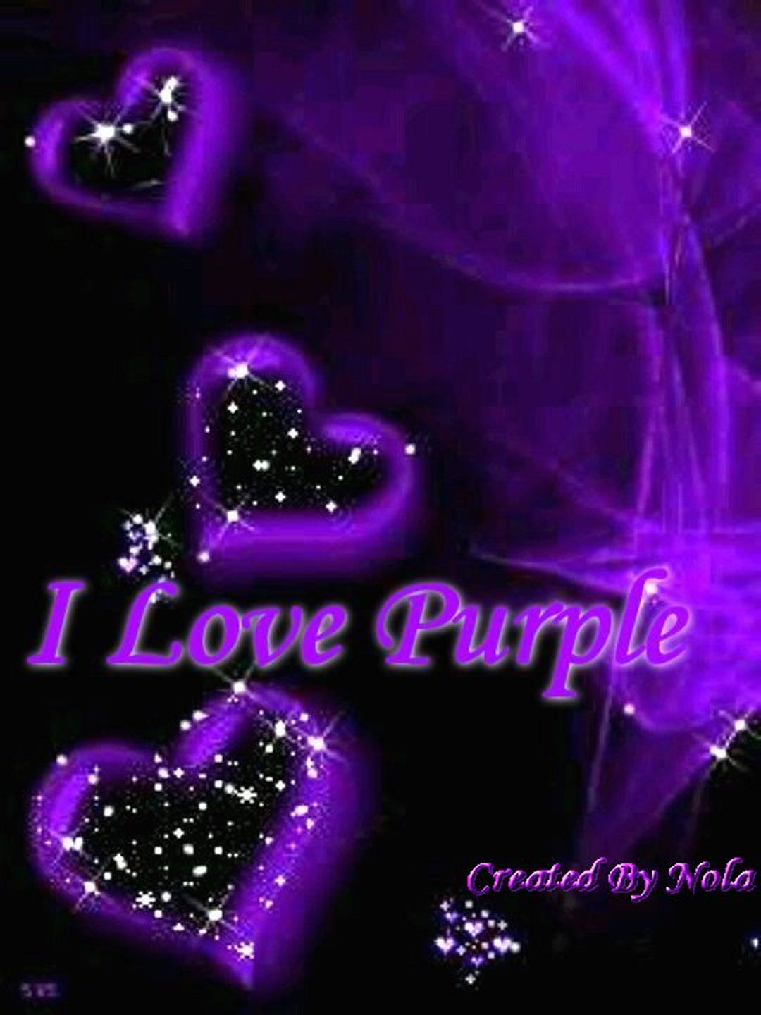 purple images this is the colorful purple love heart black purple haze google search jafra royal color