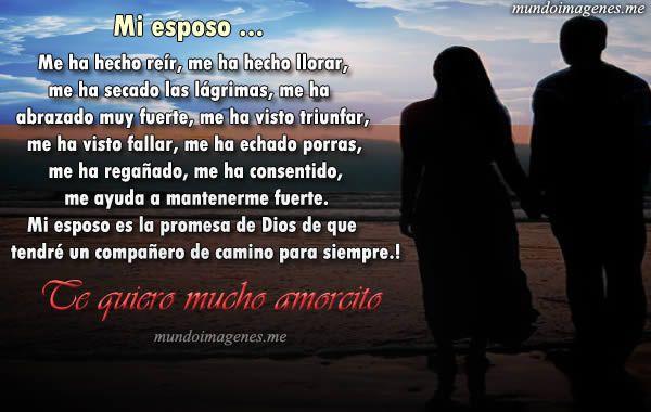 Bonitas Frases De Amor Para Mi Esposo Con Imagenes Mundo Imagenes