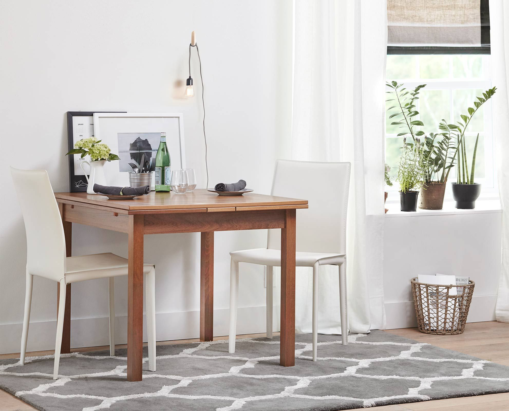 Dania The Dinex Beta Dining Table Is A Simple Solution For Your