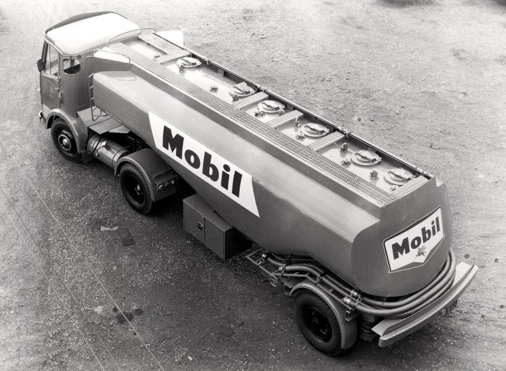 AEC Mandator MkV (G4RA) '1959–66
