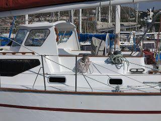Roy Mc Bride Hard Dodger To Suit A Medium Sized Boat Dodgers Boat Mcs